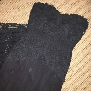 Free People Lace Maxi Dress